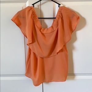 Forever 21 Tops - Off the shoulder blouse